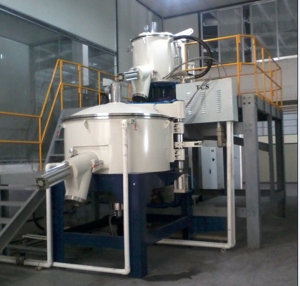 Explosion Proof High Speed High Speed Bonding Mixer