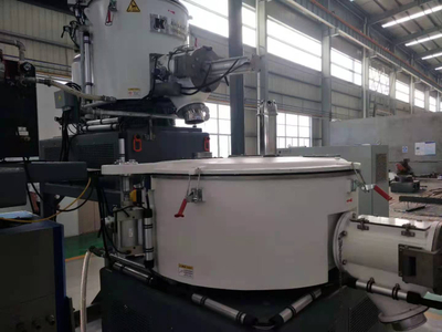 Pneumatic High Speed High Speed Bonding Mixer