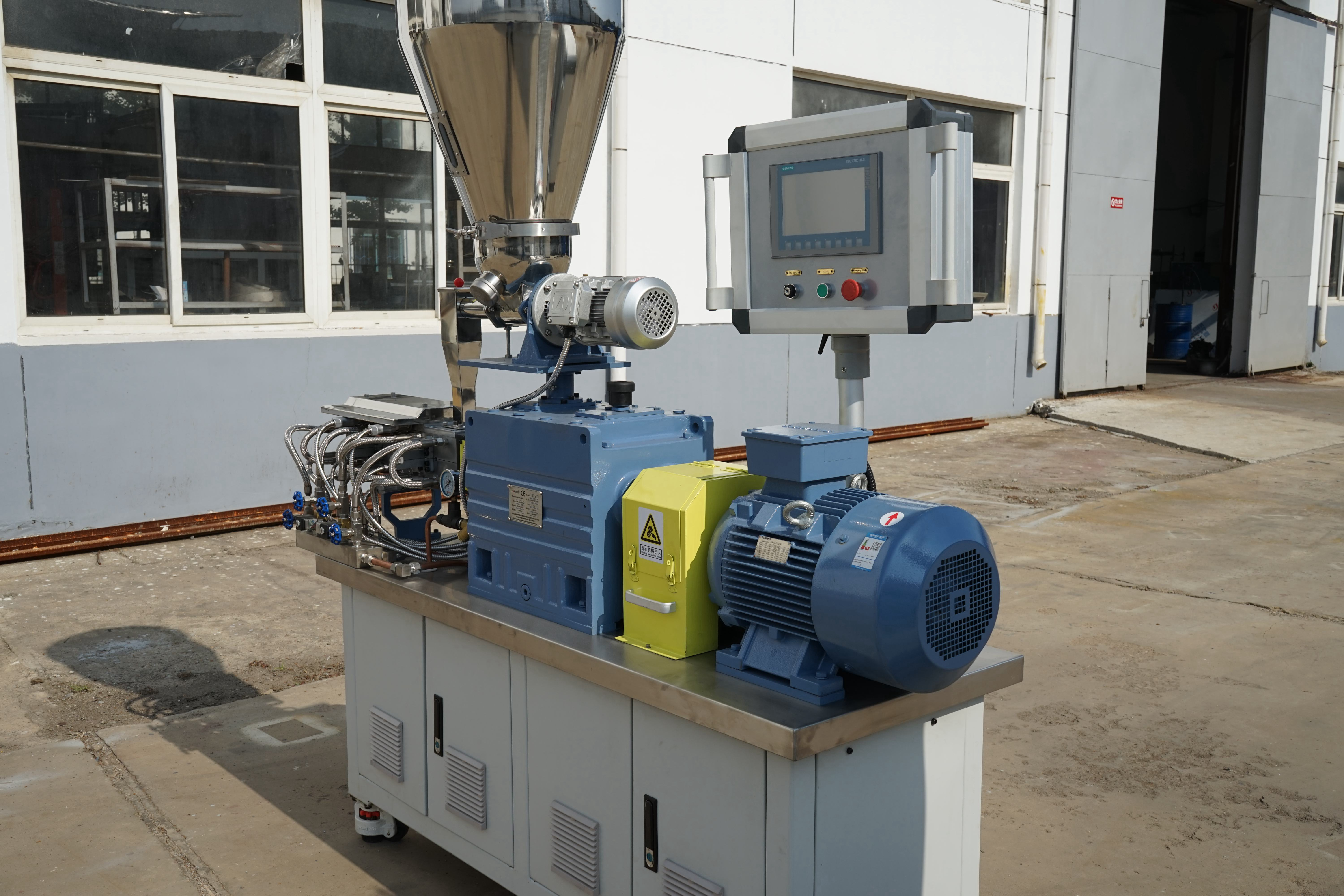 Small Scale Specific Food Processing Twin Screw Extruder
