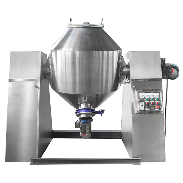Dry Blender with Double Cone Type